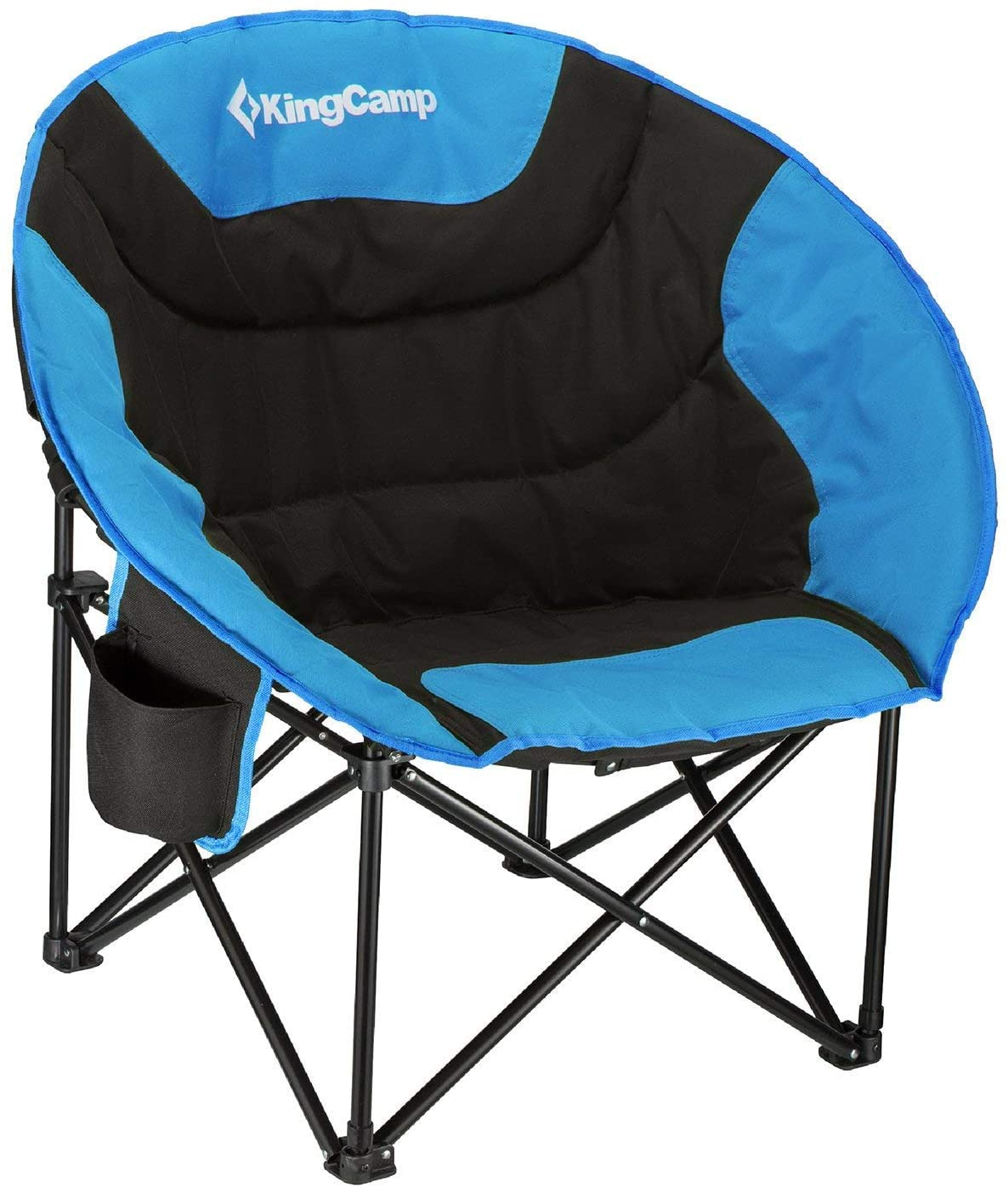 KingCamp Camping Moon Round Saucer Chair