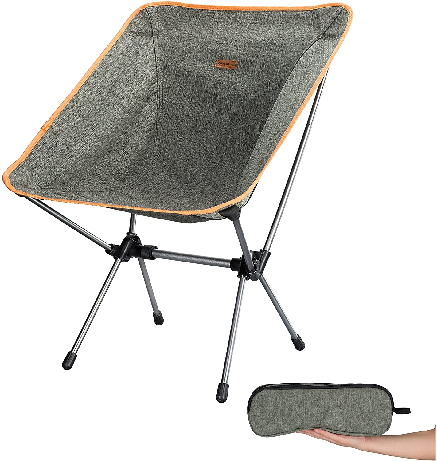 KingCamp Moon Saucer Camping Round Chair