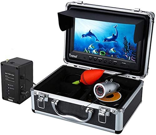 Eyoyo Portable 9 inch LCD Monitor Fish Finder