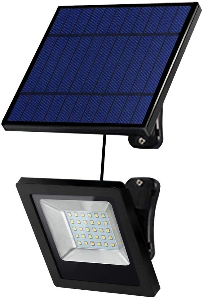 Hikeren IP65 Waterproof Solar Lights