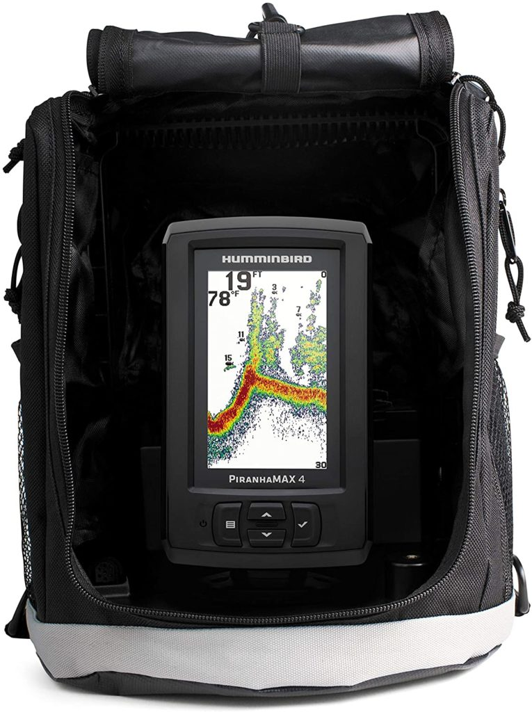 Humminbird 410170-1 PIRANHAMAX 4 PT (Portable) Fish Finder