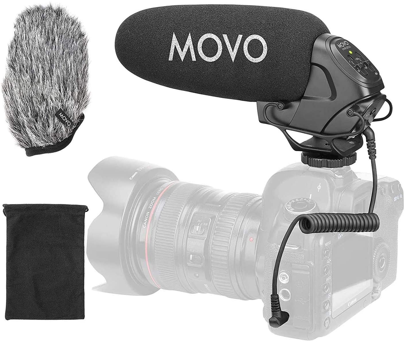 Movo VXR3031 Microphone