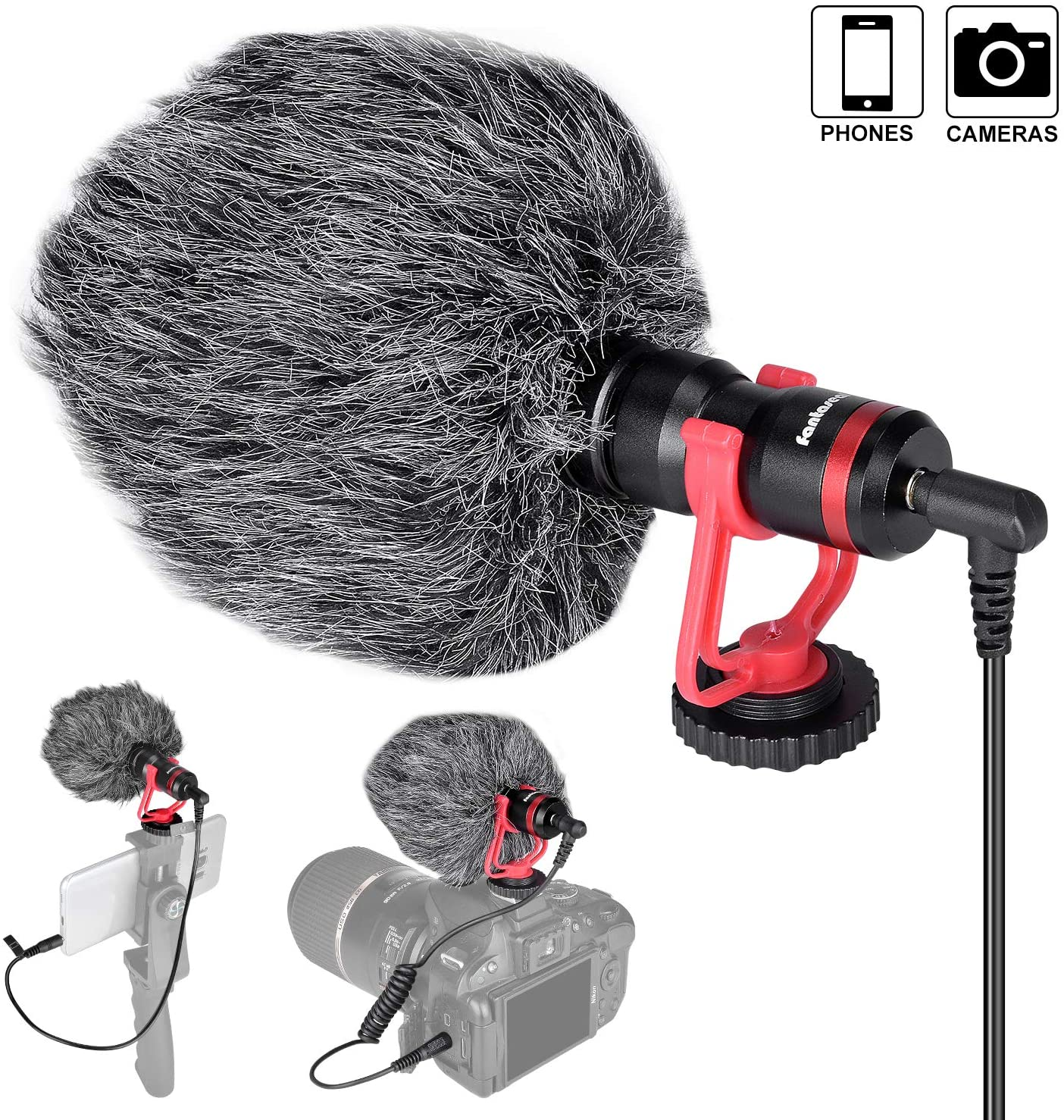 Professional Hi-sensitivity Microphone