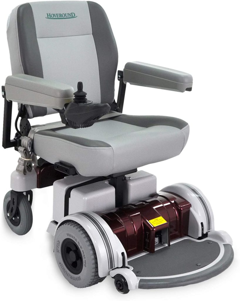 Hoveround Motorized Power Chair and Mobility Scooter