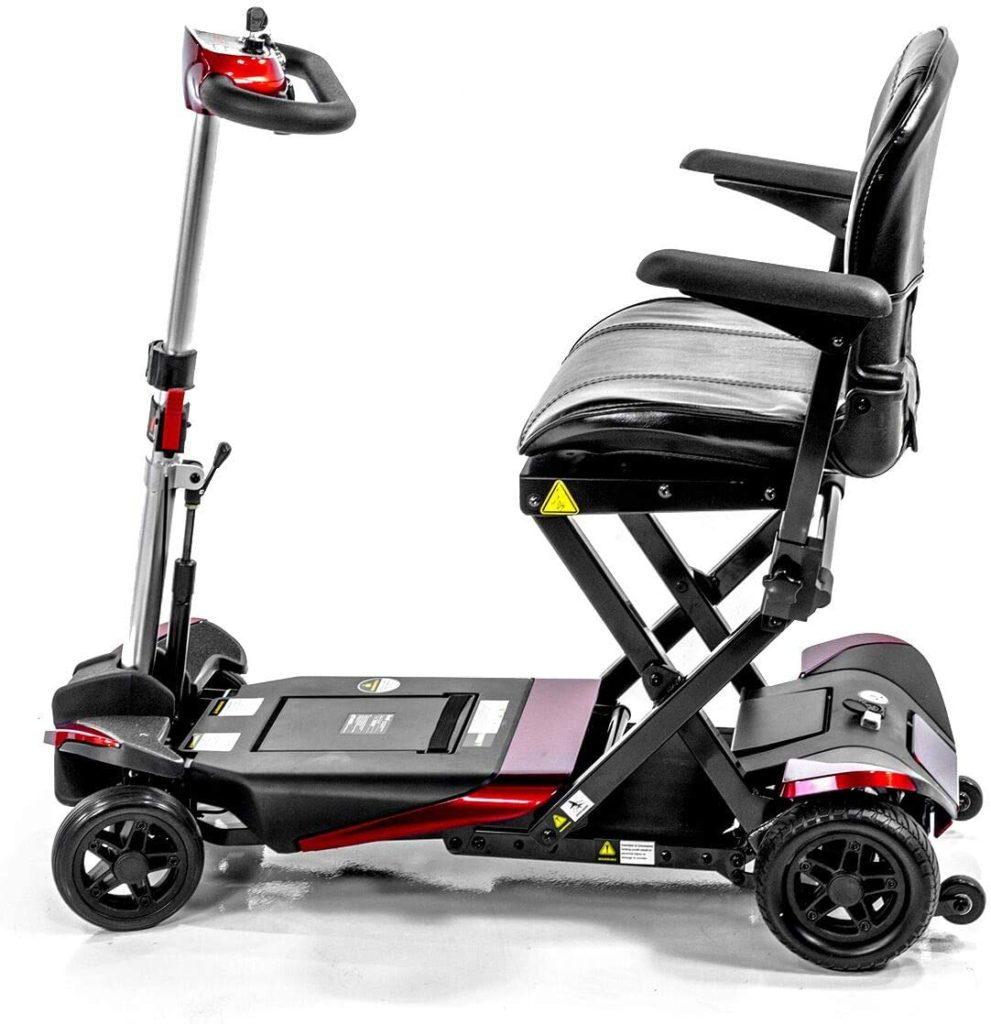 Transformer Automatic Folding Scooter