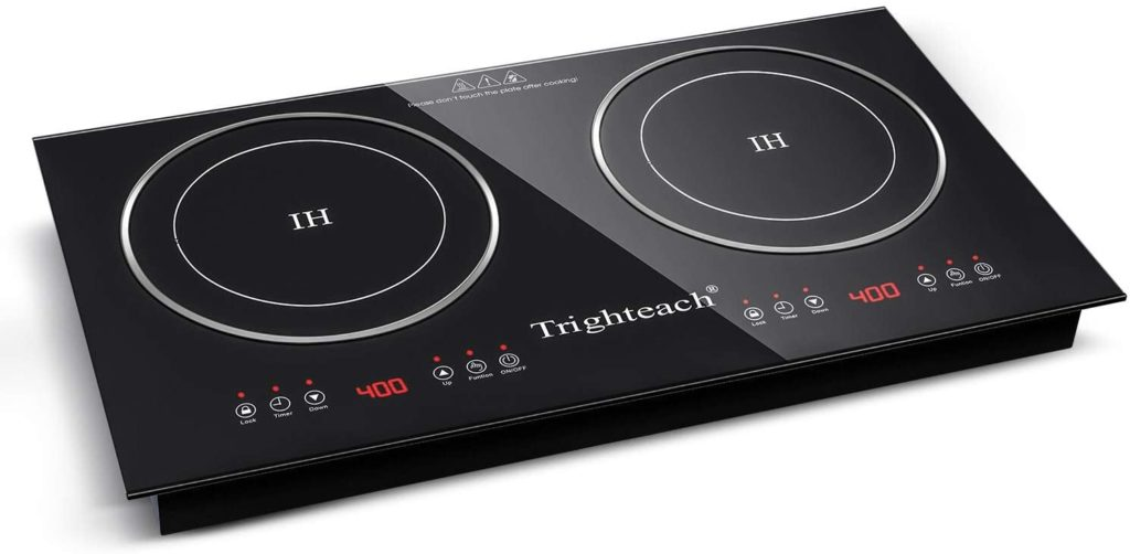 Trighteach Portable Induction Cooktop