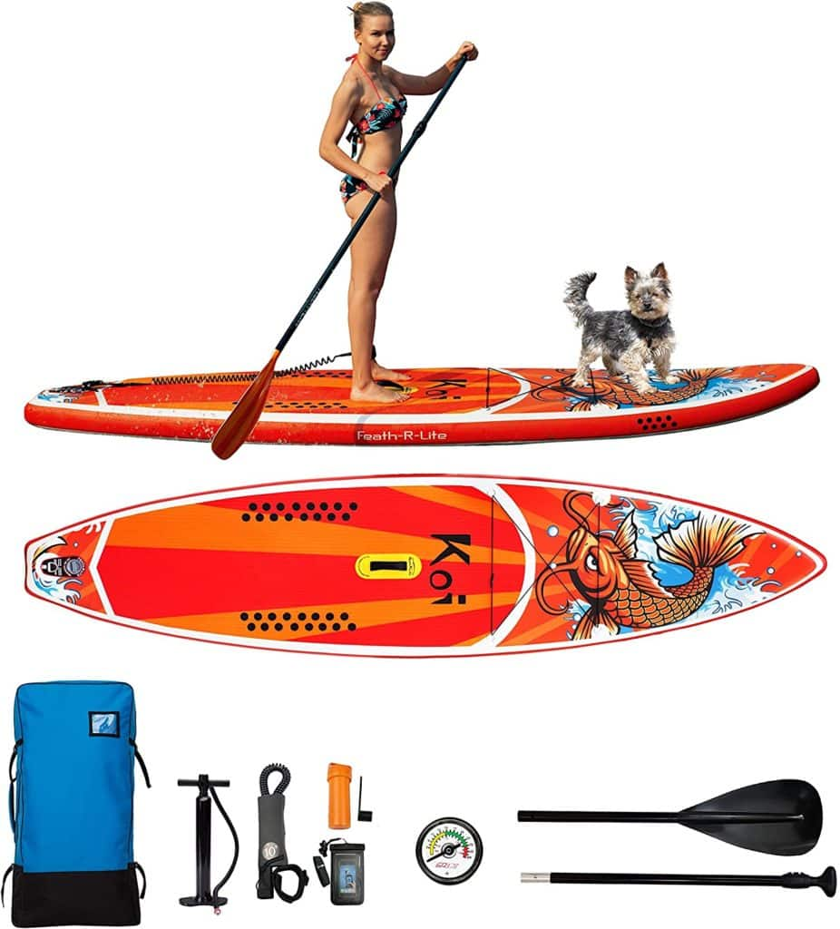 FAYEAN Inflatable Stand Up Paddle Board Cruise