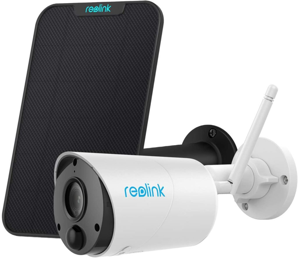 Outdoor Security Camera System Wireless by REOLINK